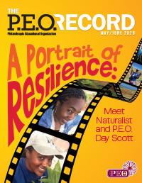 P.E.O. Record May-June 2020