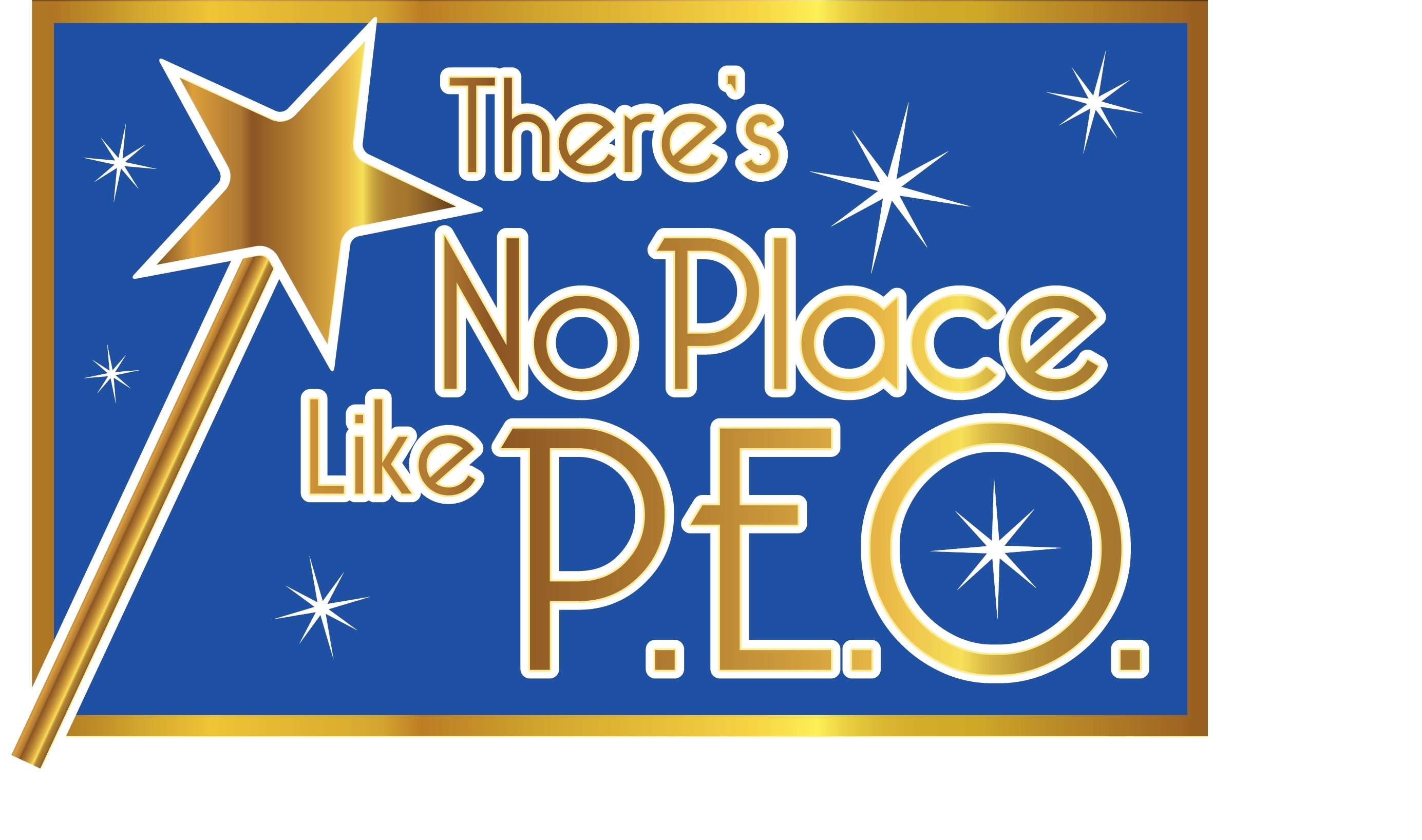There's No Place Like P.E.O.