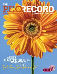 P.E.O. Record January-February 2021