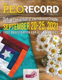 P.E.O. Record May-June 2021