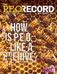 P.E.O. Record July-August 2021